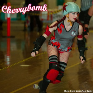 Cherrybomb. Photo by David Mackie.
